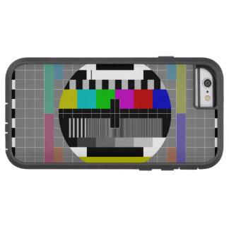 Retro PM5544 Television Test Pattern Tough Xtreme iPhone 6 Case