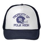 Retro Polk High Hat