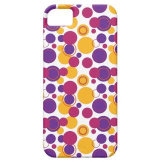 Retro Polka Dots Galore - 19 iPhone 5 Cases