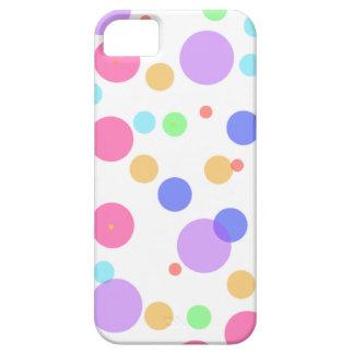 Retro Polka Dots iPhone 5 Cases