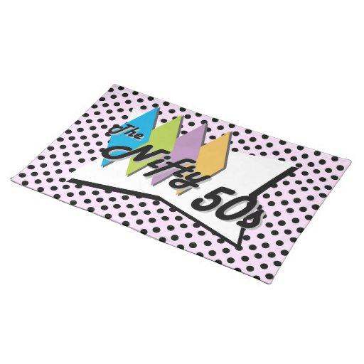 Retro Polka Dots Pink Cloth Placemat Zazzle : retropolkadotspinkclothplacemat r16c984f64592428293c1d3e24984af272cfk18byvr512 from www.zazzle.com size 512 x 512 jpeg 41kB