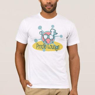 Retro Poodle Lounge T-Shirt