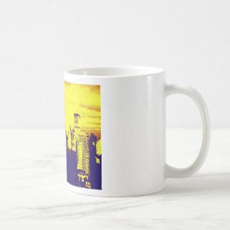 Retro Pop Art Comic New York City Coffee Mug