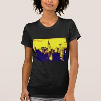 Retro Pop Art Comic New York City T-Shirt