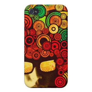retro pop art  iPhone 4/4S cases
