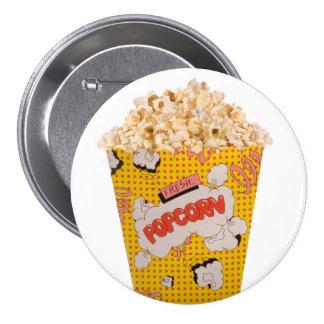 Retro Popcorn - Color Button
