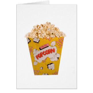 Retro Popcorn - Color Card