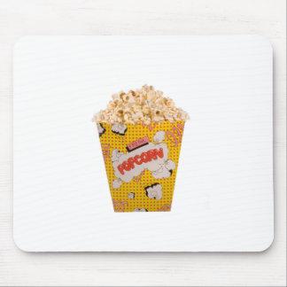 Retro Popcorn - Color Mouse Pad