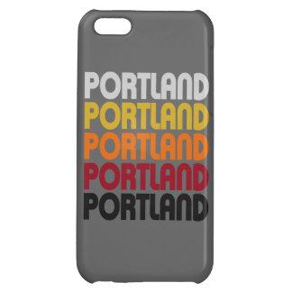 Retro Portland iPhone 5 Case