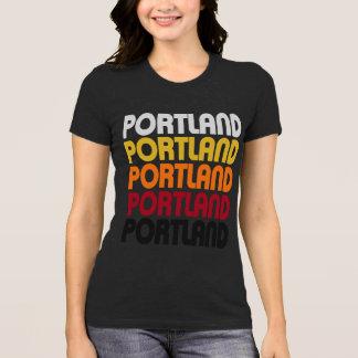 Retro Portland T-shirt