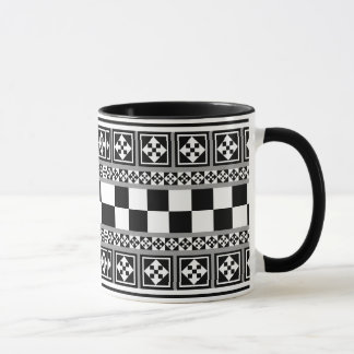 Retro Portugese Patterns Mug
