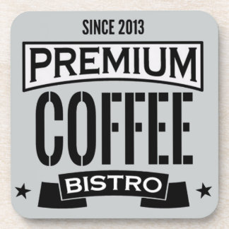 Retro Premium Coffee Design  Drink Coasters