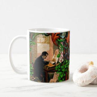 Retro Printing Ad 1867 Coffee Mug
