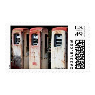 Retro Pumps Stamp