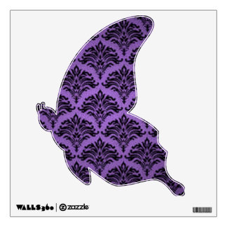 purple butterfly wall decals amp wall stickers zazzle purple butterfly wall decals amp wall stickers zazzle