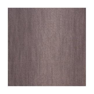 Retro Purple Denim Texture Wood Print