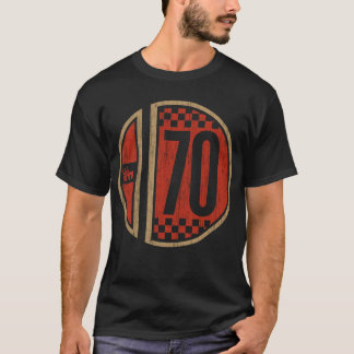 Retro Racing (vintage red/gold) T-Shirt