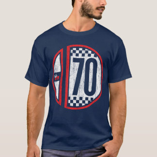 Retro Racing (vintage red/white) T-Shirt