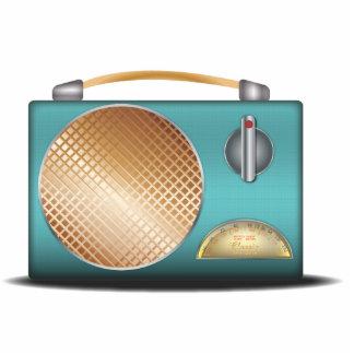Retro Radio Classic Cutout