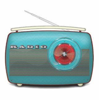 Retro Radio Classic Photo Cutout
