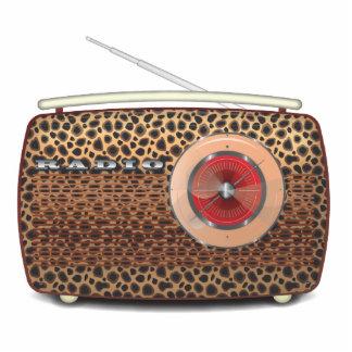 Retro Radio Classic Cut Outs