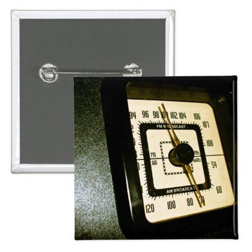 Retro Radio Dial 02 Button