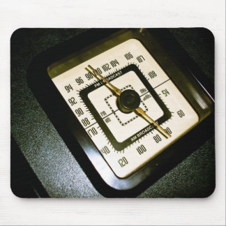 Retro Radio Dial 03 Mousepad