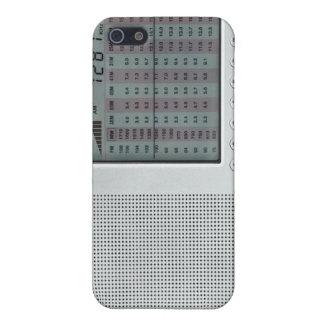 Retro Radio iPhone 4/4S Case Cover