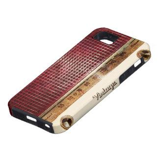 Retro radio iPhone SE/5/5s case