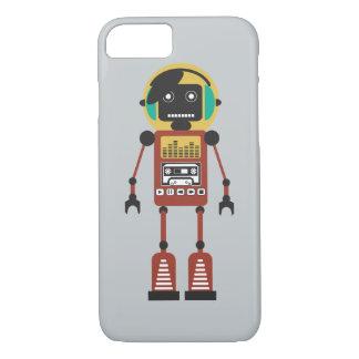 Retro Radio Robot iPhone 7 Case