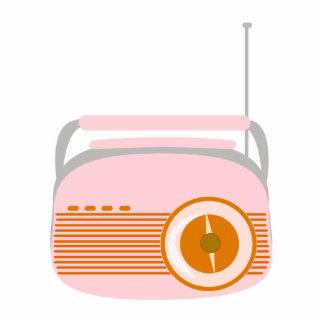 Retro Radio Sculpture
