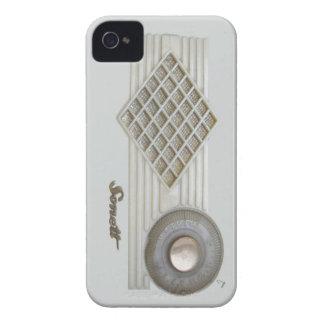 """retro radio """"Sonett"""" Case-Mate iPhone 4 Case"""