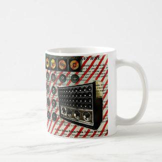 Retro Radio speaker Short Wave Radio Coffee Mug