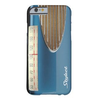 Retro Radio Stylect Mid Century Music iPhone 6 Case