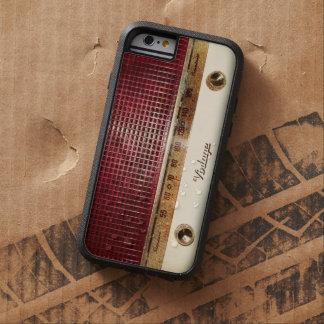 Retro radio tough xtreme iPhone 6 case