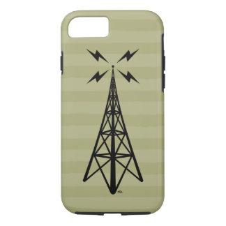 Retro Radio Tower iPhone 7 Case