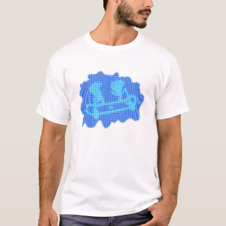 Retro Rafter/Mens T-Shirt