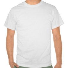 Retro Rainbow Shamrock Tshirt