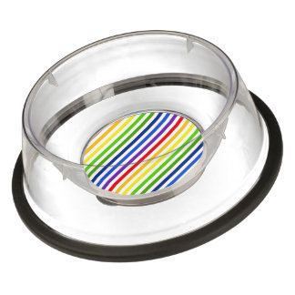 Retro Rainbow Stripes.jpg Bowl