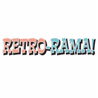 retro-rama acrylic cut out