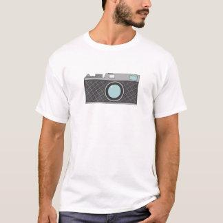 Retro Rangefinder Camera T-Shirt