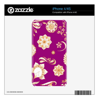 Retro Raspberry Phone Skin Skins For iPhone 4