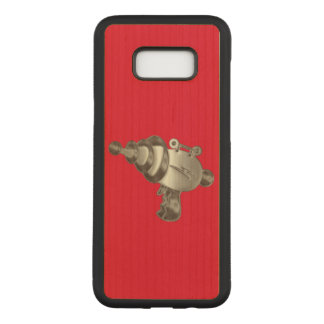 Retro Ray Gun Carved Samsung Galaxy S8+ Case
