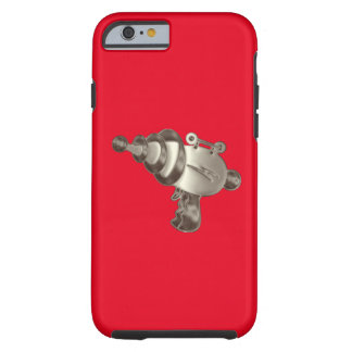 Retro Ray Gun Tough iPhone 6 Case