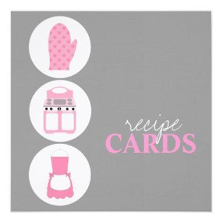 Retro Recipe Cards