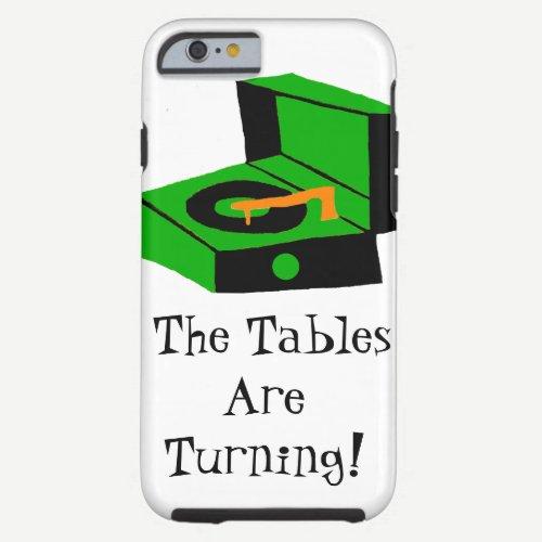 Retro Record Player iPhone 6 Case