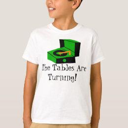 Retro Record Player T-Shirt