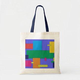 Retro Rectangle Bag
