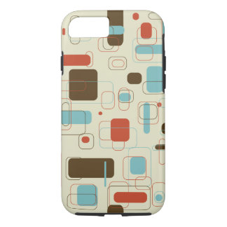 Retro Rectangles iPhone 7 Case