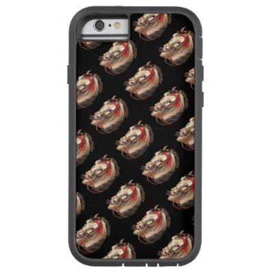 RETRO RED HORSE iPhone 6/6s, Tough Xtreme Tough Xtreme iPhone 6 Case